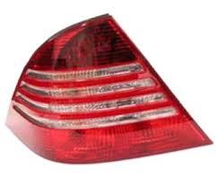 Lampa stop Mercedes Clasa S (W220) Ulo 729401, parte montare : Stanga, LED