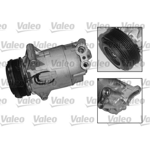 Compresor climatizare Valeo 699862