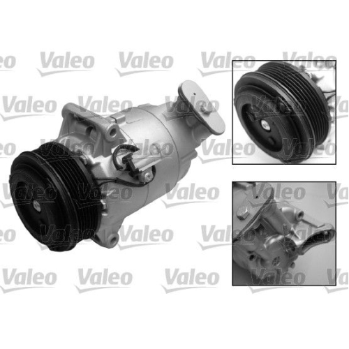Compresor climatizare Valeo 813602