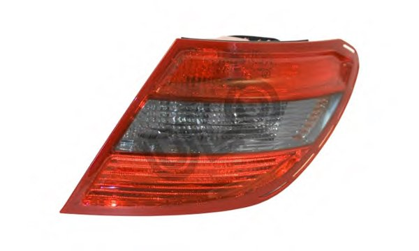 Lampa stop Mercedes Clasa C T-Model (S204) Ulo 1036008, parte montare : Dreapta