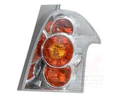 Lampa stop Toyota Corolla Verso (Zer, Zze12, R1) Ulo 1104002, parte montare : Dreapta