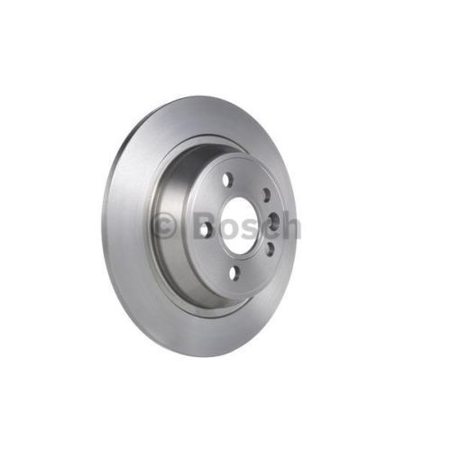 Disc frana Bosch 0986479254, parte montare : punte spate