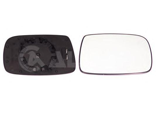 Geam oglinda, sticla oglinda Toyota Yaris (Scp1 , Nlp1 , Ncp1), Alkar 6432268, parte montare : Dreapta