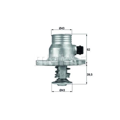 Termostat lichid racire Mahle Original TM11105
