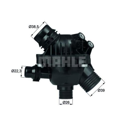 Termostat lichid racire Mahle Original TM1497