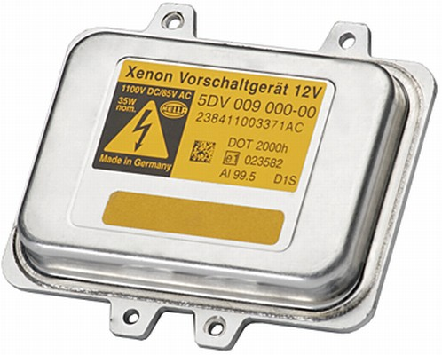 Unitate comanda faruri xenon Hella 5DV009000001