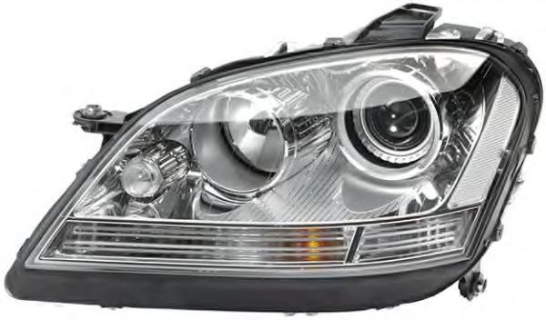 Far Mercedes Clasa M (W164) Hella 1ZS263036311, parte montare : Stanga, Bi-Xenon