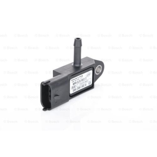 Senzor presiune supraalimentare Bosch 0281002593