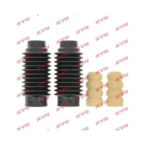 Set burduf protectie amortizor Kyb 910008, parte montare : punte fata