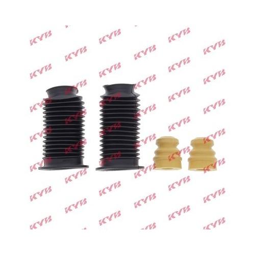 Set burduf protectie amortizor Kyb 910134, parte montare : punte fata