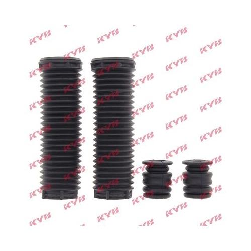 Set burduf protectie amortizor Kyb 910136, parte montare : punte fata