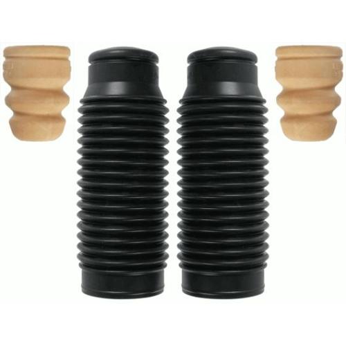 Set burduf protectie amortizor Sachs 900164, parte montare : punte fata