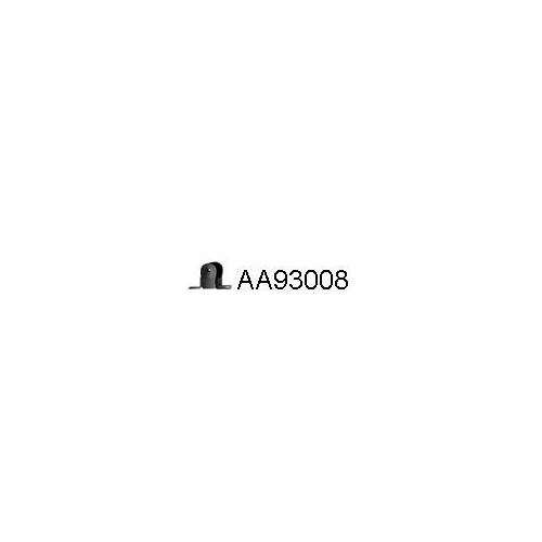 Tampon fixare toba esapament Veneporte AA93008