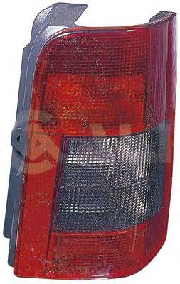 Lampa stop Citroen Berlingo (Mf); Peugeot Partner Caroserie (5), Alkar 2212974, parte montare : Dreapta