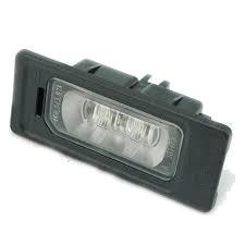 Lampa numar Tyc 150215009, parte montare : Stanga/ Dreapta