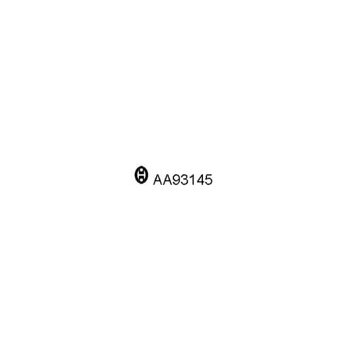 Tampon fixare toba esapament Veneporte AA93145