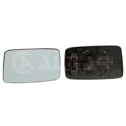 Geam oglinda, sticla oglinda Seat Cordoba (6k1, 6k2), Ibiza 2 (6k1); Vw Golf 3 (1h1), Vento (1h2), Alkar 6451125, parte montare : Stanga