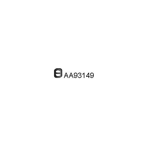 Tampon fixare toba esapament Veneporte AA93149