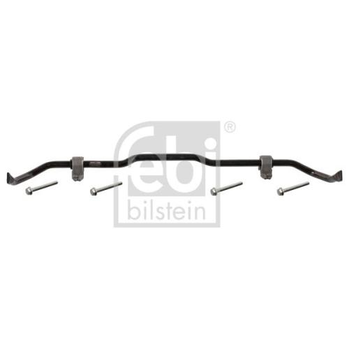 Bara stabilizatoare suspensie Febi Bilstein 45306, parte montare : Punte fata, Stanga/ Dreapta
