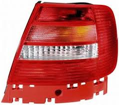 Lampa stop Audi A4 (8d2, B5) Tyc 110006012, parte montare : Stanga