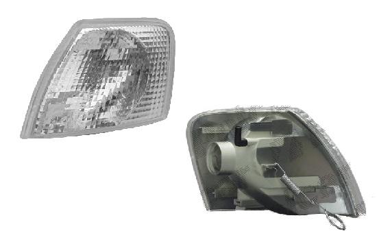 Lampa semnalizare fata Volkswagen Passat (B5 (3b)), 09.1996-11.2000, fata, Stanga, PY21W; alb; cu suport becuri, TYC