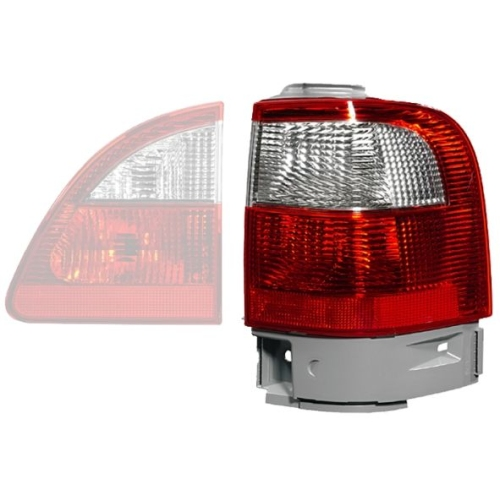 Lampa stop Ford Galaxy (Wgr), Hella 9EL964483011, parte montare : Stanga