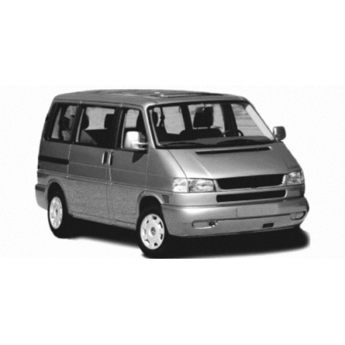 Grila radiator Vw Transporter 4 Van Wezel 5875510, parte montare : fata