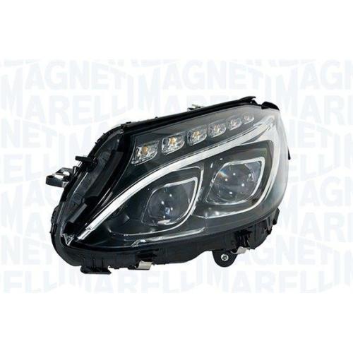 Far Mercedes Clasa C (W205) Magneti Marelli 711307024443, parte montare : Dreapta, LED