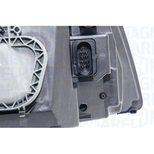 Far Vw Transporter 5, Magneti Marelli 710301191301, parte montare : Stanga, Halogen
