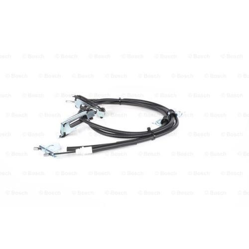 Cablu frana mana Ford Focus (Daw, Dbw), Bosch 1987477933, parte montare : Central