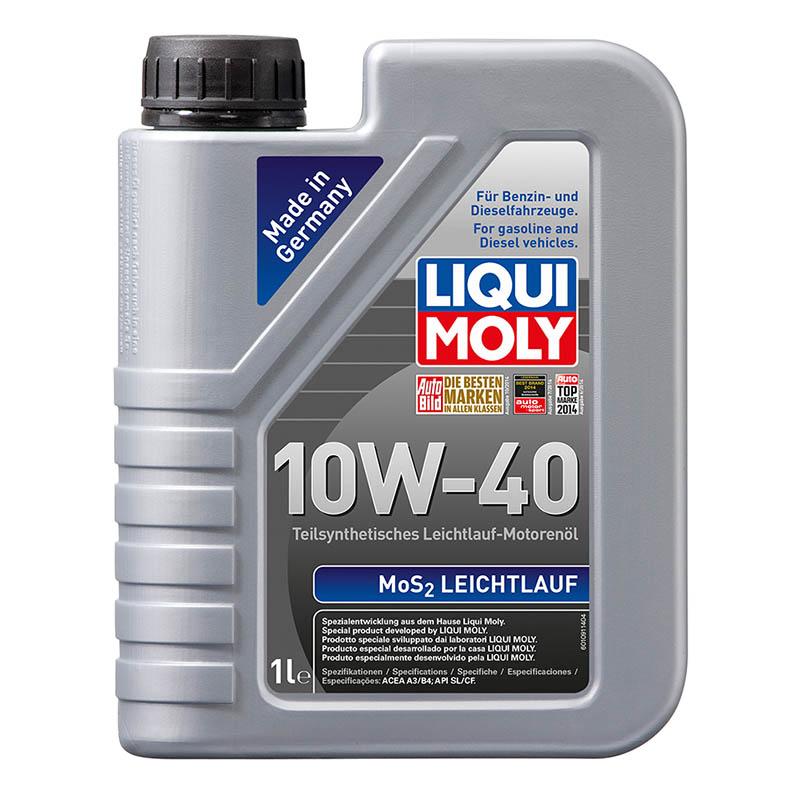 Ulei motor Liqui Moly 10W40 MoS2 1 litru