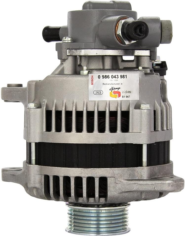 Alternator Bosch 0986043981