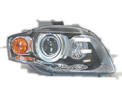 Far Audi A4 (B7) 11.2004-09.2006 fata dreapta tip bec D1S+P21W semnalizare portocalie fara motoras/balast