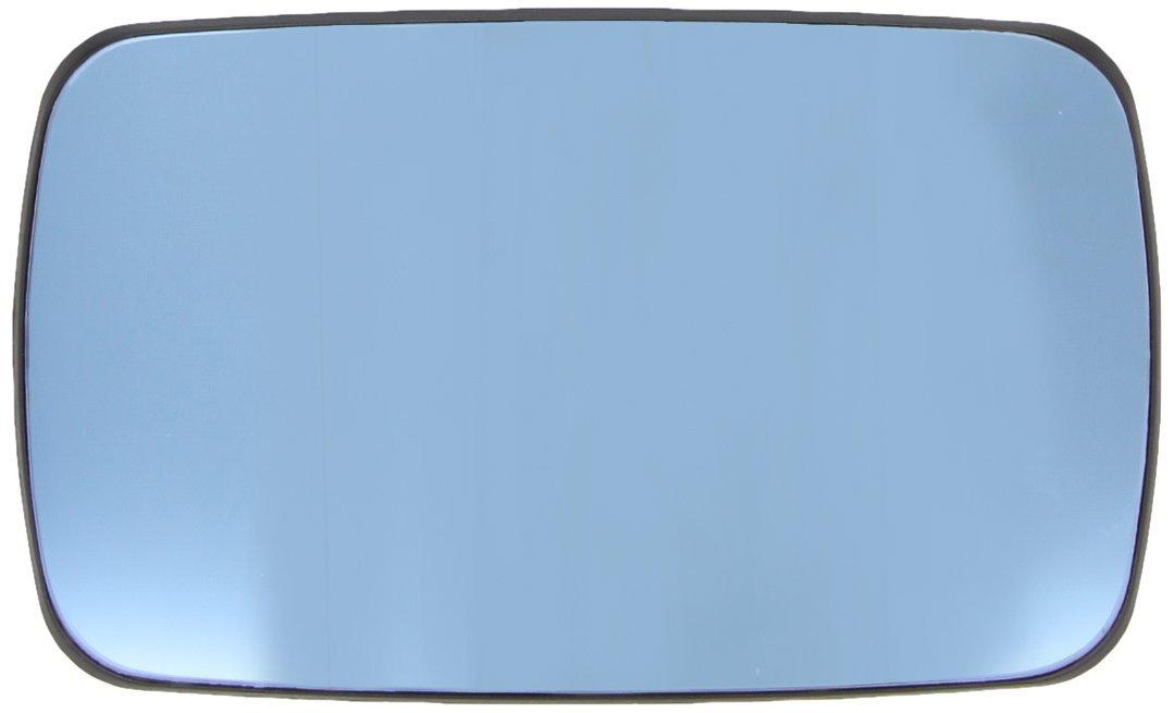 Geam oglinda Bmw Seria 3 (E36) 12.1990-03.2000, Seria 5 (E34), 1992-06.1996 partea stanga/dreapta View Max Albastra Asferica Fara incalzire