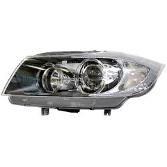 Far Bmw Seria 3 (E90/E91) Sedan 2004-/Touring 11.2004- 08.2008 ZKW fata dreapta daytime running light tip bec D1S+H7 fara ballast
