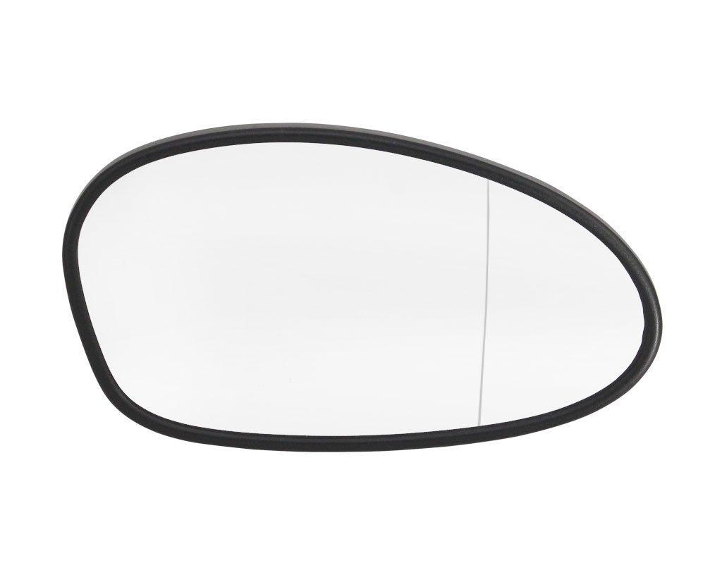 Geam oglinda Bmw Seria 3 (E90/E91) 11.2004-08.2008 partea dreapta original Sticla electromagnetica Asferica Cu incalzire