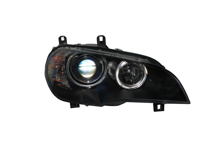 Far Bmw X5 (E70) 10.2006-03.2010 AL Automotive lighting fata dreapta cu bec H1+H7