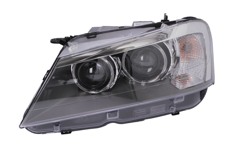 Far Bmw X3 (F25), 11.2010-, electric, tip bec D2S+LED, are motoras, omologare ECE, bec D2S+LED, Stanga
