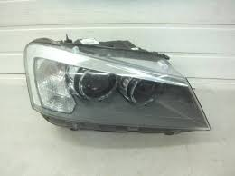 Far Bmw X3 (F25), 11.2010-, electric, tip bec D2S+LED, are motoras, omologare ECE, Dreapta