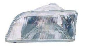 Far Citroen AX 09.1986-03.1996 partea Dreapta, bec H4, reglaj electric