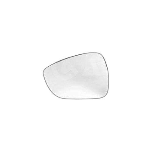 Geam oglinda Citroen C3 (Fc), 07.2008-12.2010, partea Dreapta, culoare sticla crom, sticla convexa, cu incalzire