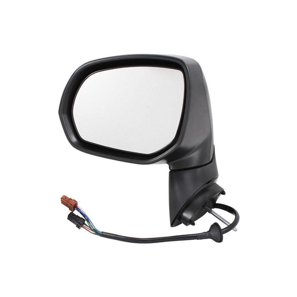 Oglinda exterioara Citroen C3 Picasso 10.2008- partea stanga View Max convex carcasa prevopsita grunduita reglare electrica cu incalzire, pliabila, cu 9 pini