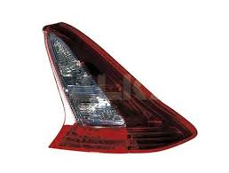 Stop spate lampa Citroen C4 (La/Lc), 10.04-09.08 3 Usi, omologare ECE, spate, cu suport bec, Stanga