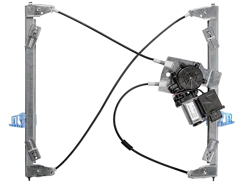 Macara geam Citroen Ds3 2009-, Fata Stanga, electrica cu motoras, cu functie confort
