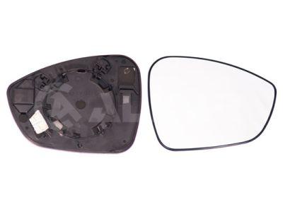 Geam oglinda Citroen C4 Picasso, 06.2013-, partea Stanga, culoare sticla crom, sticla convexa, cu incalzire