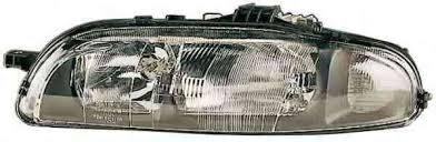 Far Fiat Bravo / Brava 06.1995-10.2001 DJ AUTO partea Dreapta, tip bec H1+H1