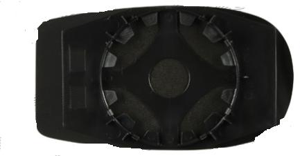 Geam oglinda Fiat Punto 2 (188) 1999-12.2010 Stanga, Dreapta, Crom, Fara incalzire, Convex, View Max