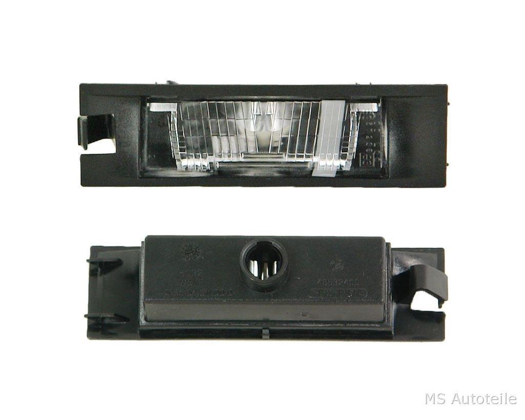Lampa numar Fiat Punto 2 07.1999-07.2003