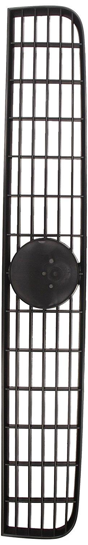 Grila radiator Fiat Punto Grande (199) 09.2005-02.2012, negru