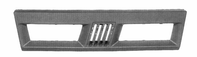 Grila radiator Fiat Tempra (159) Sedan/Combi, 1993-08.1996, exterior, grunduit